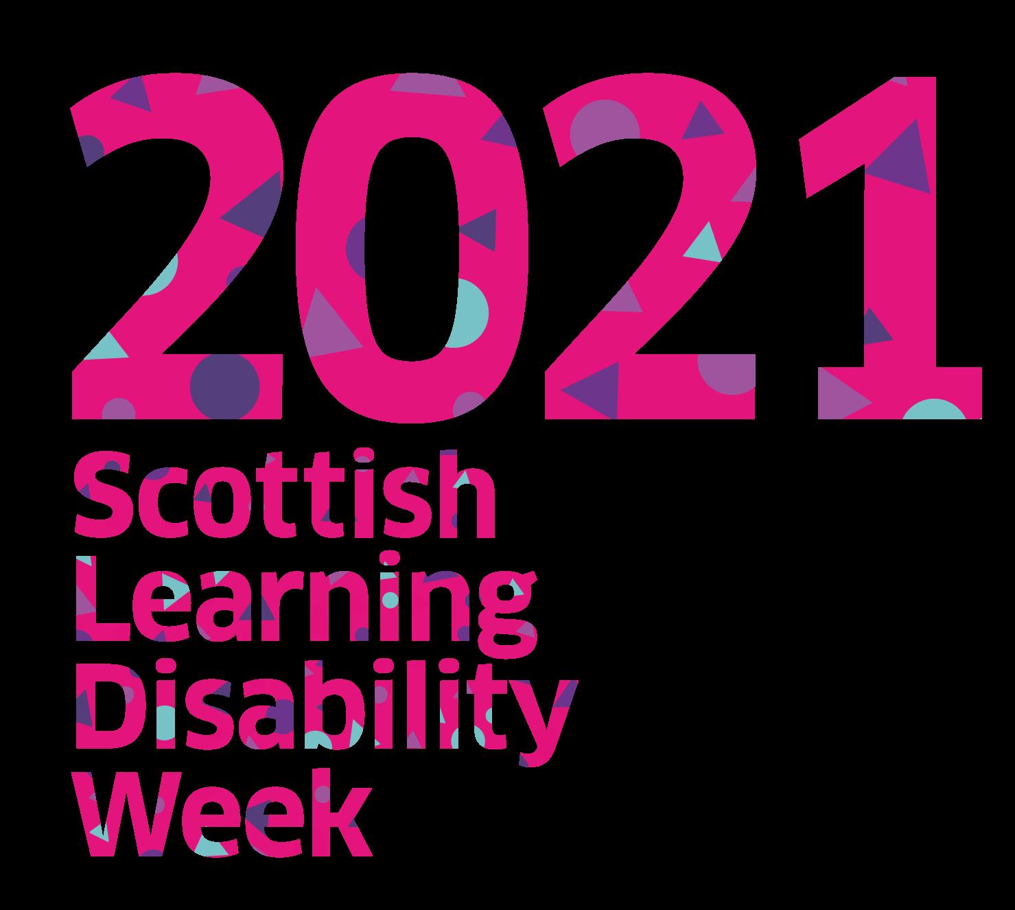 2021 Scottish Learning Disability Week