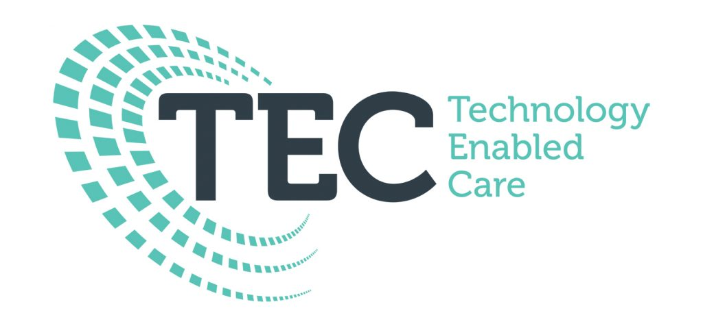 Technology Enabled Care Logo