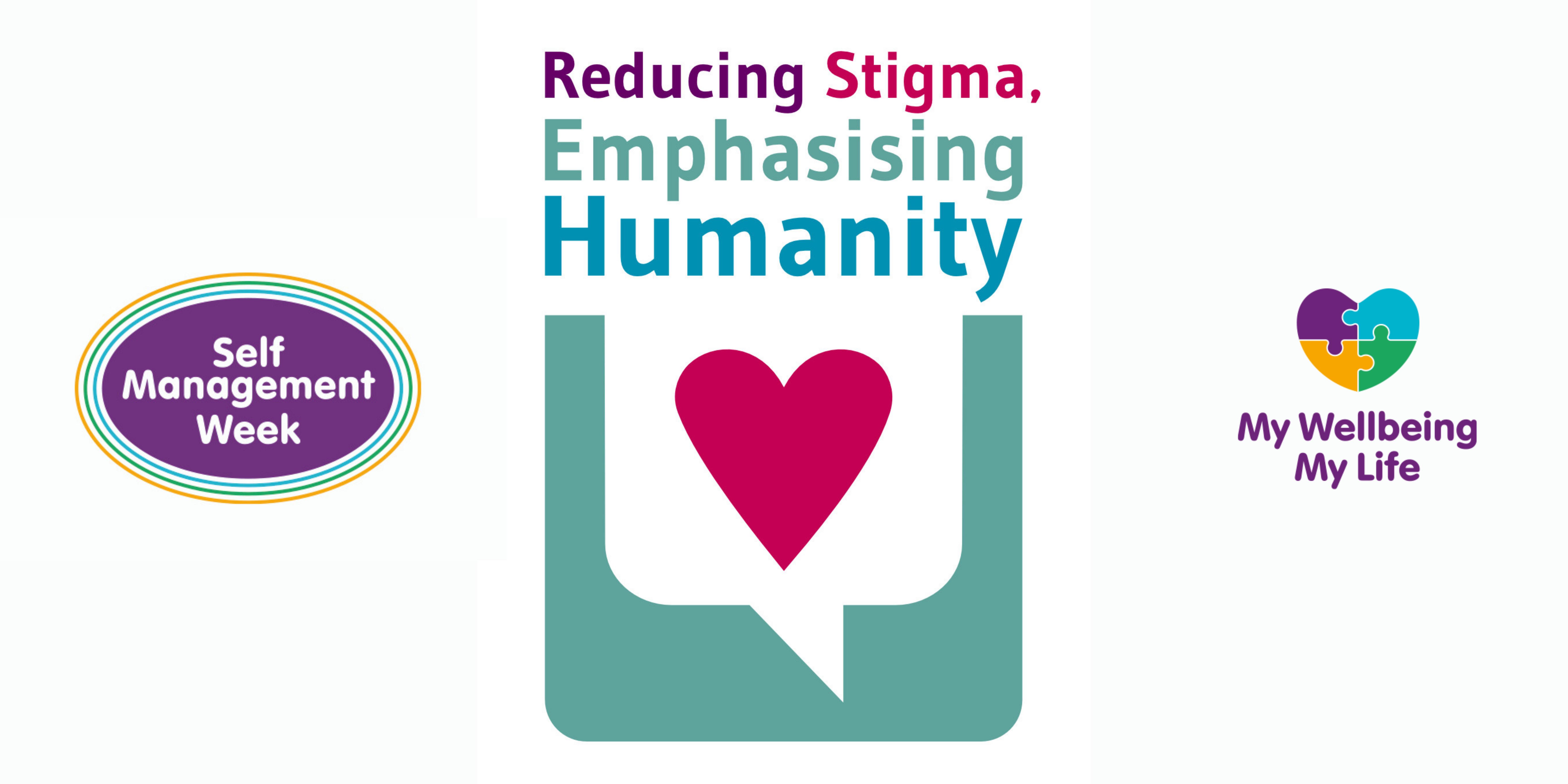 Reducing stigma, emphasising humanity